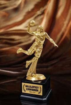 Statuetka Koszykarz MVP L