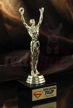 """Statuetka Winner """"S"""""""
