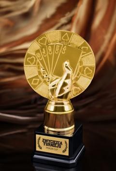 Statuetka Poker XL
