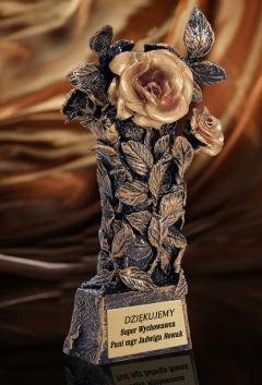 Statuetka Róża