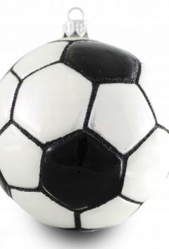 Bombka Piłka Nożna 8cm