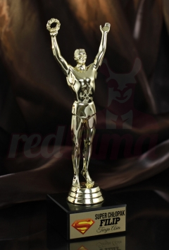 "Statuetka Winner ""M"""