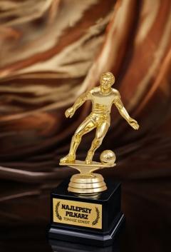 Statuetka Piłkarz 2 L