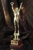 """Statuetka Winner """"XXL"""" Prezent na DZIEŃ NAUCZYCIELA"""
