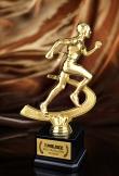 Statuetka Runner L
