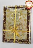 Dyplom z medalem 25x20