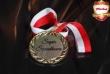 Złoty medal PREZENT na DZIEŃ MATKI dla MAMY