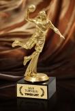 Statuetka Koszykarz MVP M