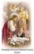 Pamiątka I Komunii Św. dla chłopca